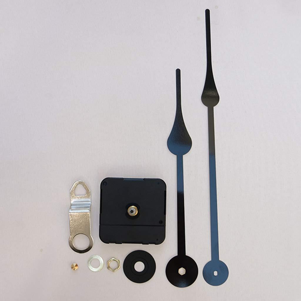 DIY-Uhrwerk mit Zeigern für Quarzwanduhr Reparatur Ersatzteile
