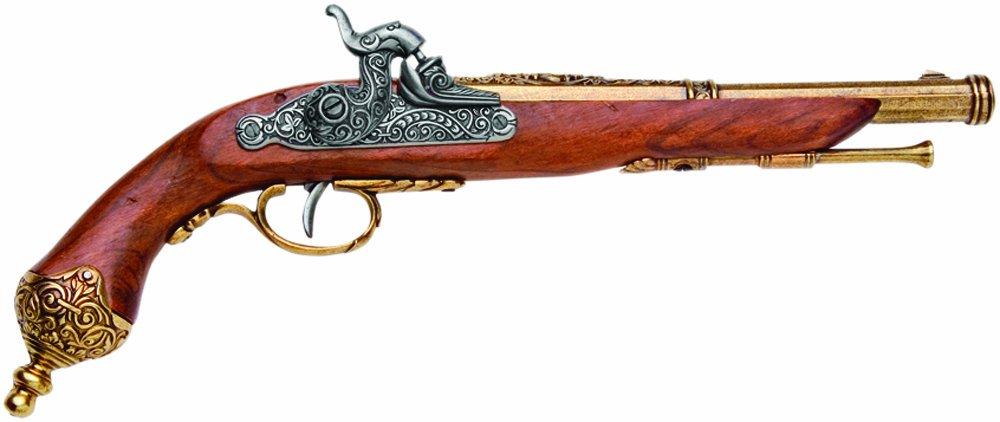 Pistola de percusión italiana Denix 1825