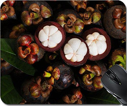 Msd Natural Rubber Mousepad Mouse Pads Mat Design 32718748 Fresh Mangosteen Fruit