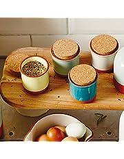 Jamie Oliver Jars, 4 Count