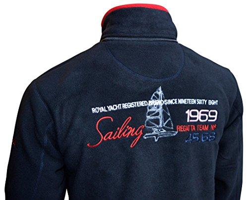 Dunkelblau Thb Uomo Giacca Navy Richter Owqxn7tUx