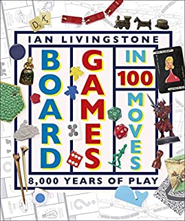 Book Cover: Board Games in 100 Moves
