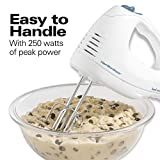 Hamilton Beach 6-Speed Electric Hand Mixer with