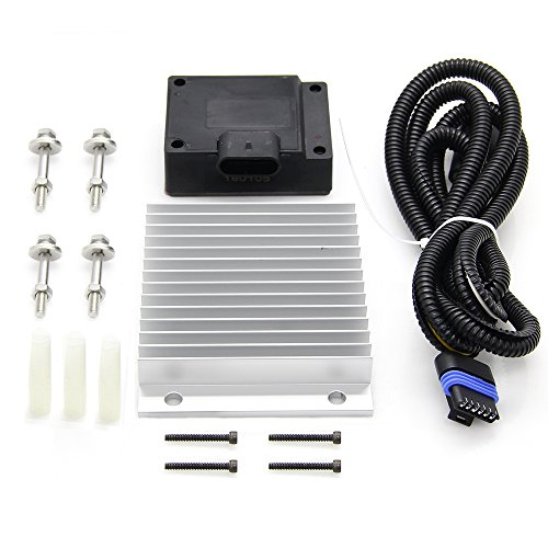 6.5L Diesel Engines Fuel Pump Drive Module PMD FSD with Relocation Kit for 1994-2004 Chevrolet GMC 1999-2005 Workhorse with 6.5L Diesel Engine Replace # 12562836 19209057