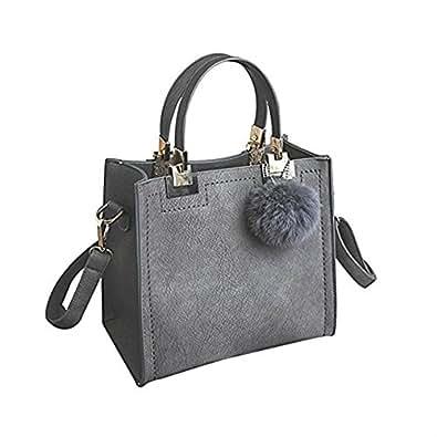 e03b4f762101 Amazon.com: Fellibay Handbag for Women Tote Bag Pu Leather Handbag ...