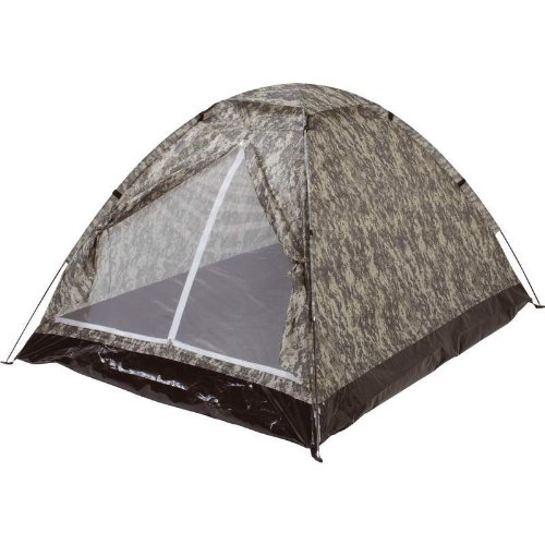 Maxam Digital Camo 2-4 Person Tent (Measures 82-5/8