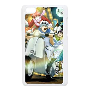 DIY Stylish Printing GINTAMA Cover Custom Case For Ipod Touch 4 V6Q803572