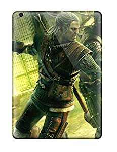 CaseyKBrown Snap On Hard Case Cover The Witcher 2 Assassins Of Kings Protector For Ipad Air