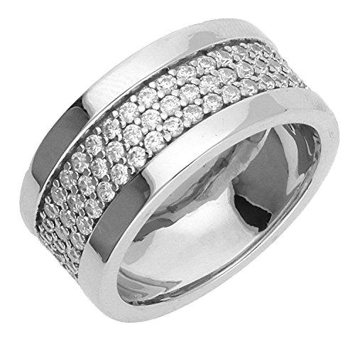 Esprit Jewels - ESRG92215A170 - Bague Femme - Argent 925/1000  - Oxyde de Zirconium