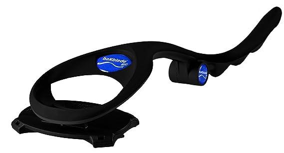 BAKblade 2.0 PLUS - Back Hair Removal and Body Shaver (DIY) Razor Blades at amazon