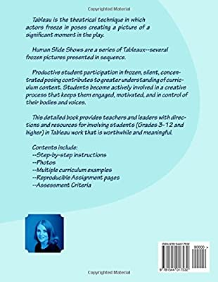 Tableau Classroom Drama Activities: Active Learning via