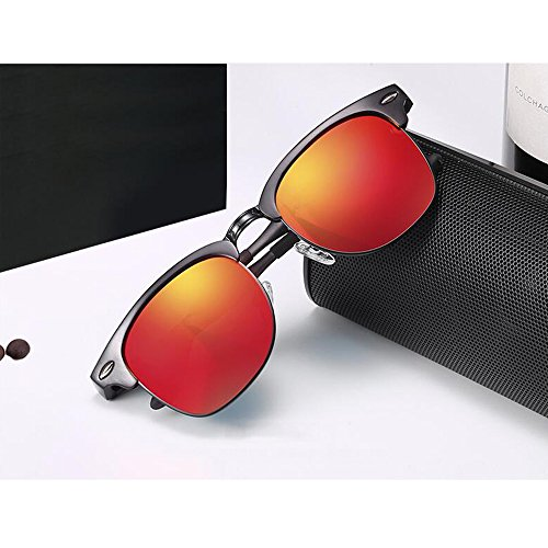 de Hombre Anti Gafas De HD De Gafa Sol Reflexivas Vidrios Conducción UV Sol Gafas De Deporte Gafas Color 2 De Gafas 4 sol Polarizados YQQ tRU5qn
