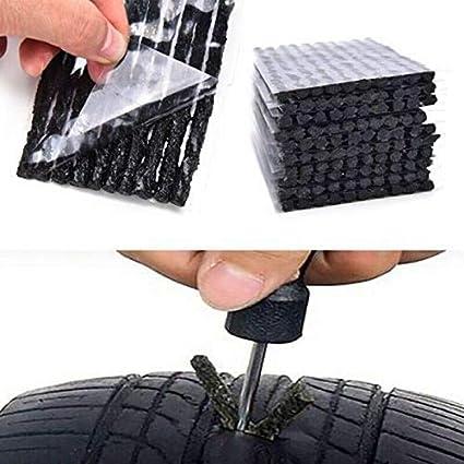 Lin XH Kit de reparación de pinchazos para neumáticos de Coche ...