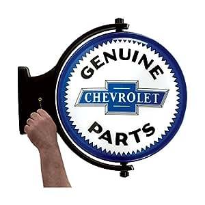 Liberty Classics 91454 Chevy Parts Revolving Wall Light