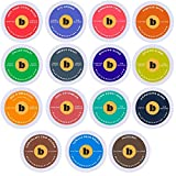 Beantown Roasters K Cups Variety Packs (Variety 15 Distinct Coffees No Decaf, 96 Count)