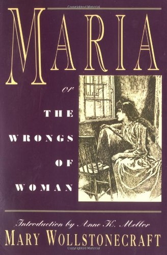Maria,Or The Wrongs Of Women W/94 Intro