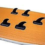 Ysswjzzzz-18ft-Multiplayer-Team-SUP-Paddle-Board-tavola-da-Sci-Nautico-Surf-Paddle-Board-Adatto-for-Adulti-di-Tutti-i-Livelli-di-abilita-560-150-15cm