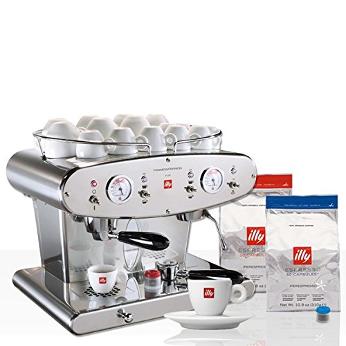 Illy FrancisFrancis. x2.1 Twin Group ipere mediaespresso ...