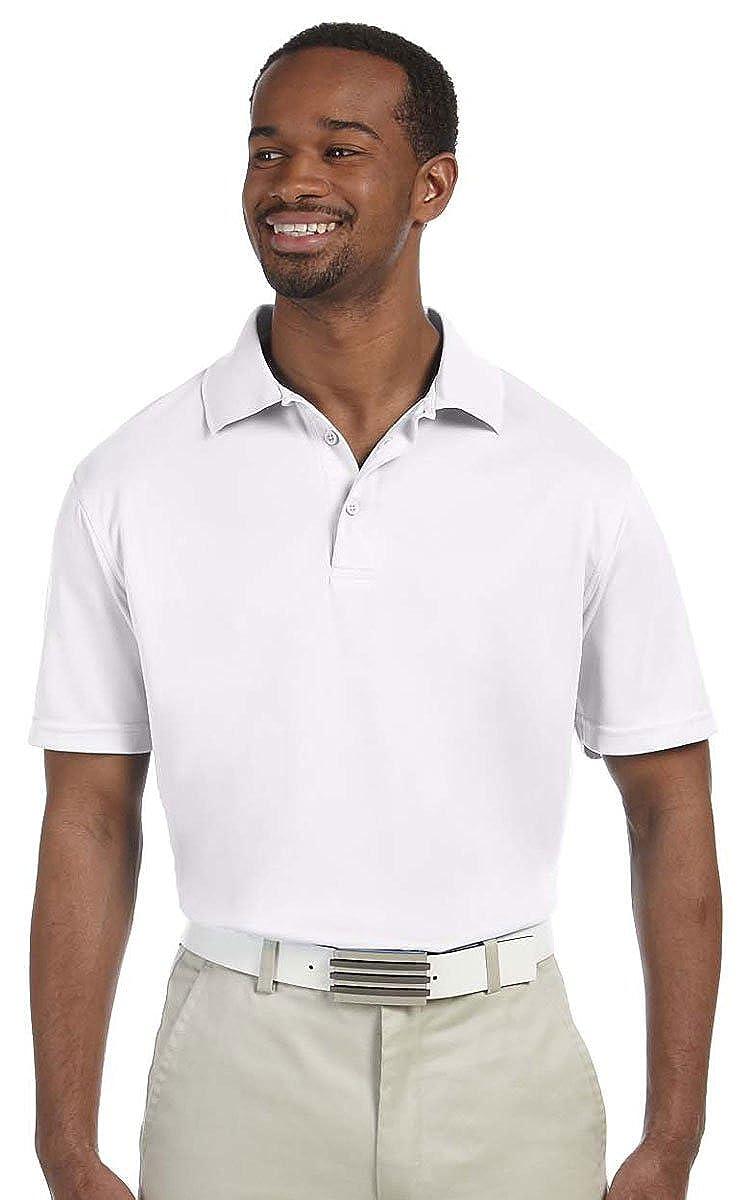 Harriton Mens Anti-Microbial Polytech Polo Shirt
