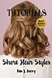 How to Tutorials DIY Short Hair Styles: Step by Step Short Hair Braiding Wedding Party Dairy Instructions Guide Beauty Fashion Create Easy Hairstyles Photobook ... Short Hair, Hair Wedding, Fashion)
