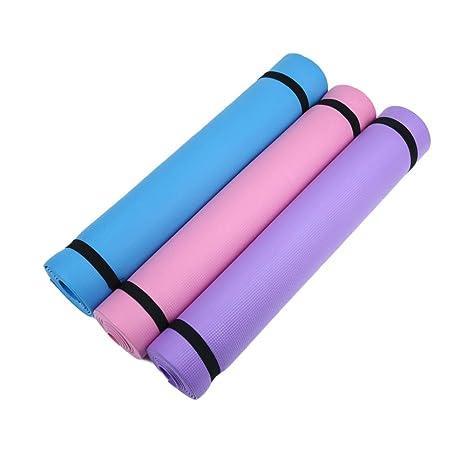 Hankyky Colchoneta de Yoga 4 mm, EVA, Almohadilla para ...