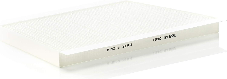 Mann Filter CU3461 Filtro Aire Habitáculo: Amazon.es: Coche y moto