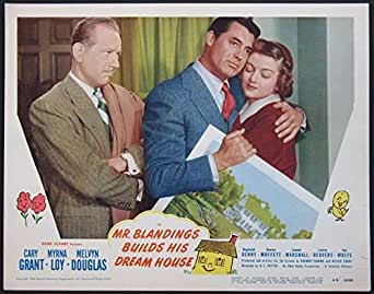 Mr Blandings Builds His Dream House Cary Grant Myrna Loy