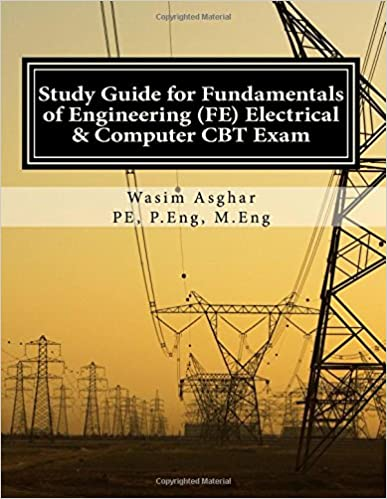 Study guide for fundamentals of engineering fe electrical and study guide for fundamentals of engineering fe electrical and computer cbt exam practice over 400 solved problems based on ncees fe cbt specification fandeluxe Images