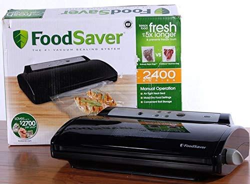 Foodsaver Vacuum V2470 Food Sealer System 2400 Series (Foodsaver Vacuum V2470 Food Sealer System 2400 Series)