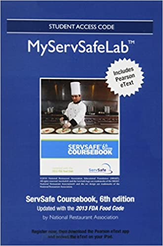 Free ebook servsafe coursebook with answer sheet (6th edition) (mys….