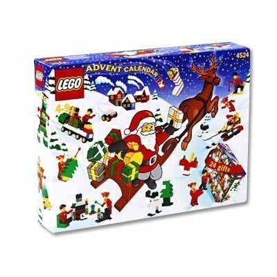 LEGO Creator Advent Calendar, 4524, 231 Pieces, 2002: Toys & Games