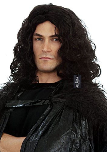 ALLAURA Jon Snow Wig | Game Of Thrones Costume Halloween | Fits Adults & Kids - Halloween Costumes Jon Snow