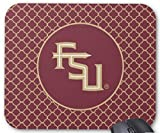 FSU Seminoles Mouse Pad Computer Accessories, Gaming Mouse Mat