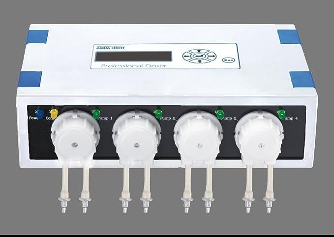 Dosierpumpe 4-fach easydoser ED-4 programmierbar