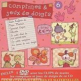 Comptines & Jeux De Doigts /Vol.6