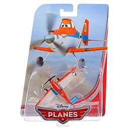 Amazon.com: Disney Planes Racing Dusty Crophopper Diecast Aircraft