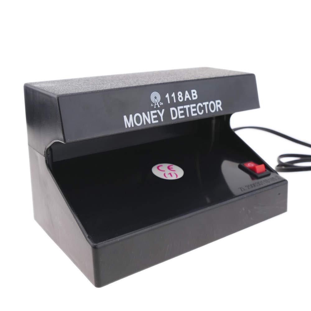 PrimeMatik - Rilevatore di Banconote False per scrivania con 1 Tubo UV di 4W 170x110x110mm PrimeMatik.com PN24031718200130561