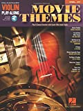 Movie Themes: Violin Play-Along Volume 31 (Hal Leonard Violin Play Along)