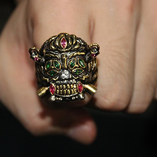 The Expendables Lucky Ring Replica