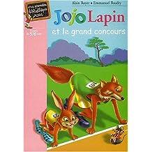 JOJO LAPIN ET LE GRAND CONCOURS
