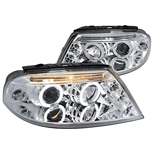 Spec D Tuning LHP PAS01 TM Volkswagen Headlights