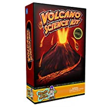 Discover with Dr. Cool Ultimate Volcano Science Kit, Make a Volcano Erupt
