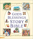 God's Blessings Story Bible, Laurie Lazzaro Knowlton, 0310709326