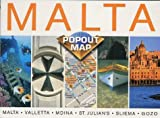 Malta (Europe Popout Maps)