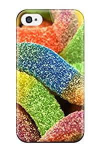 New Arrival Case Specially Design For Iphone 4/4s (candy)