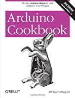 Arduino Cookbook, 2nd Edition Front Cover