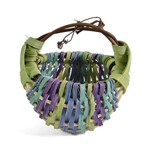 Price comparison product image Designer Baskets by Derek Miniature Rainbow Basket