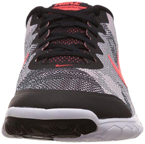 Nike Flex Experience RN 4 Prem - Zapatillas para hombre Negro / Naranja / Blanco