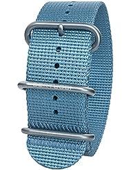 Bertucci DX3 B-111 Sea Dog Gray 26mm Nylon Watch Band