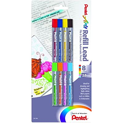 pentel-arts-8-colour-refill-lead